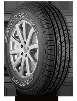 Discoverer SRX Tires